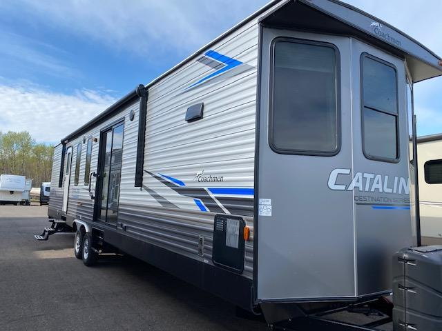 2021 Forest River Catalina T39FK Destination Trailer RV