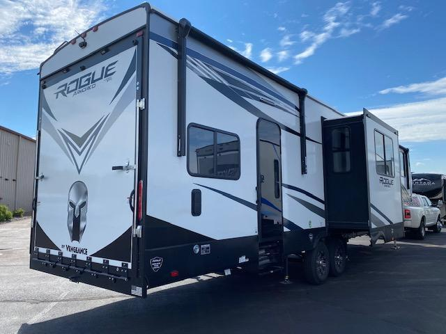 2021 Forest River Vengeance Rogue Armored 351G2-81 Toy Hauler RV