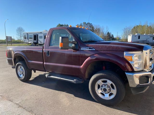 2012 Ford F250 XLT Truck