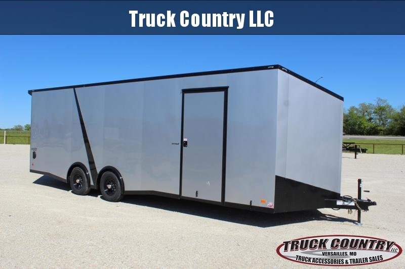 2021 Bravo Trailers 8.5x24 scout Enclosed Cargo Trailer