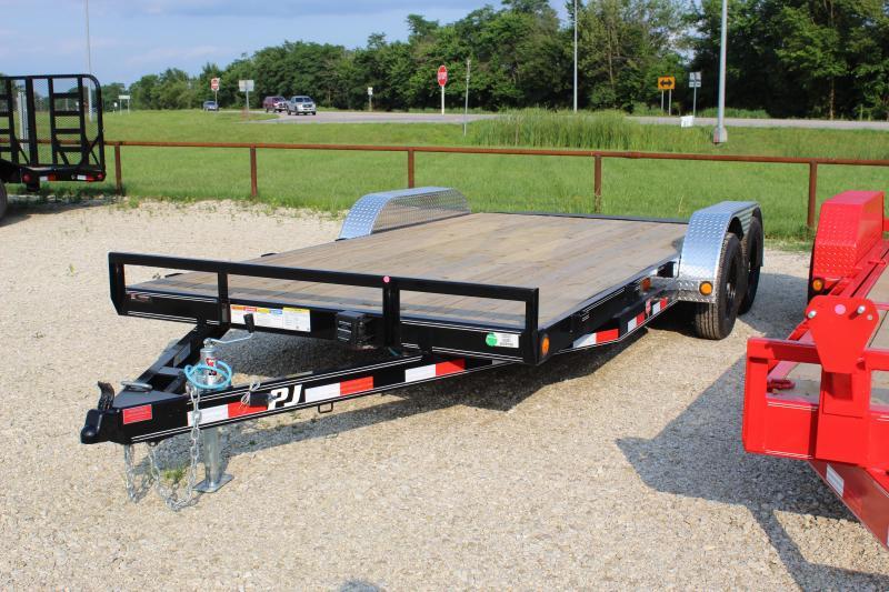 2022 PJ Trailers C5 18' Car / Racing Trailer