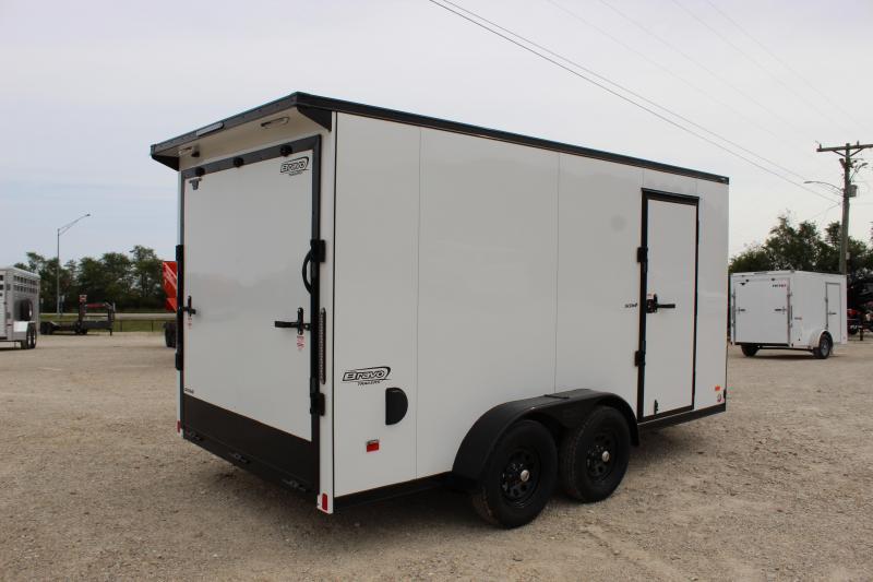 2022 Bravo Trailers 7x14 scout Enclosed Cargo Trailer
