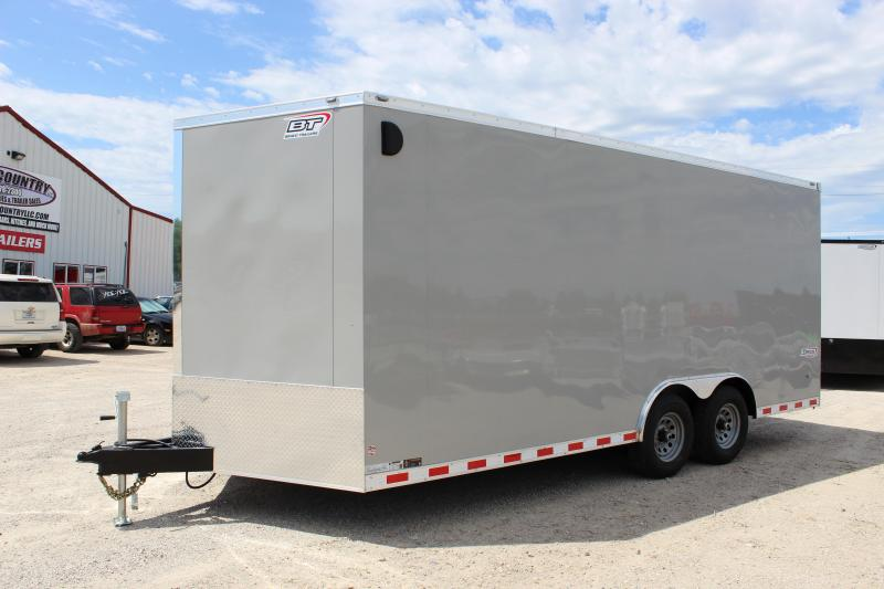 2020 Bravo Trailers 8.5x18 star Enclosed Cargo Trailer