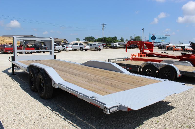 2021 MAXXD T6X 24' gooseneck superwide tilt Equipment Trailer