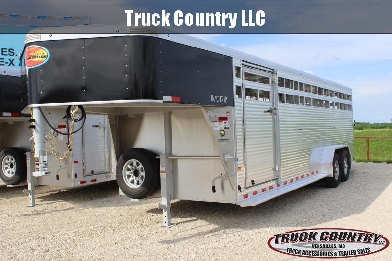 2021 Sundowner Trailers 7x24 Rancher RS Livestock Trailer
