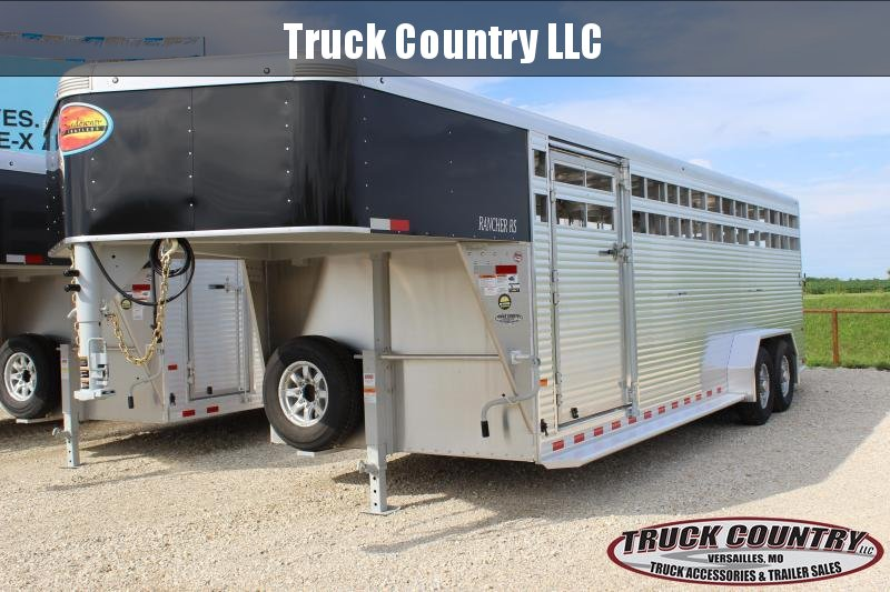 2021 Sundowner Trailers 7x24 Rancher RS Livestock Trailer