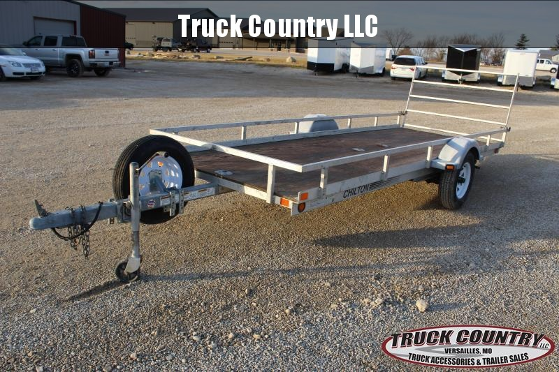 2008 Chilton 5x14 utility / four wheeler Utility Trailer