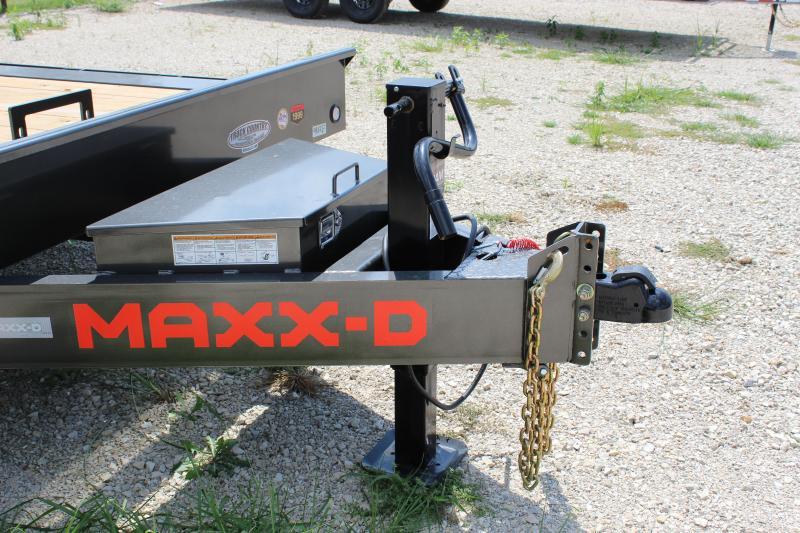 "2021 MAXXD T8X10224 - 24' X 102"" Equipment Trailer"