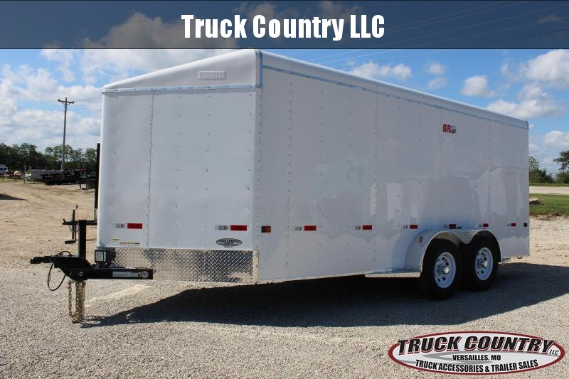 2020 GR Trailers 7x18 Enclosed Cargo Trailer
