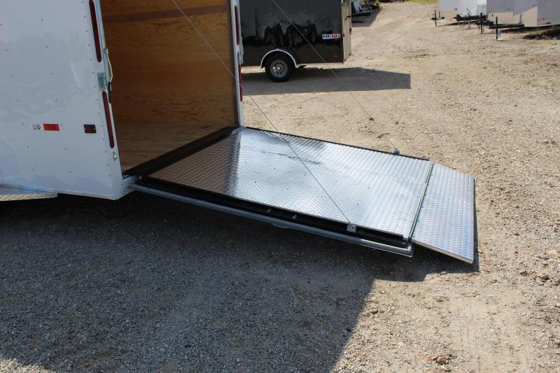 2020 GR Trailers 7x18 Enclosed Cargo Trailer