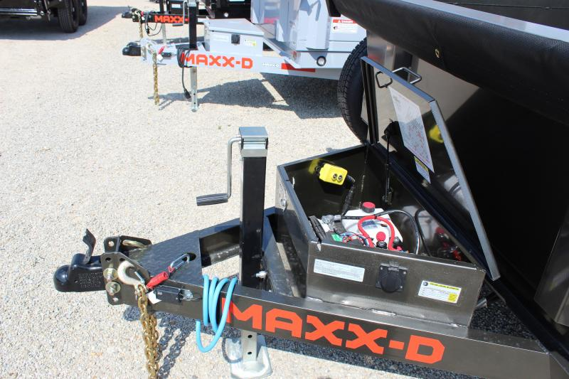 2022 MAXXD D7X 72x10 Dump Trailer