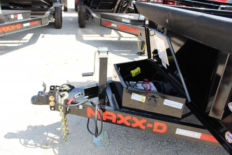 2022 MAXXD D7X 72x12 Dump Trailer