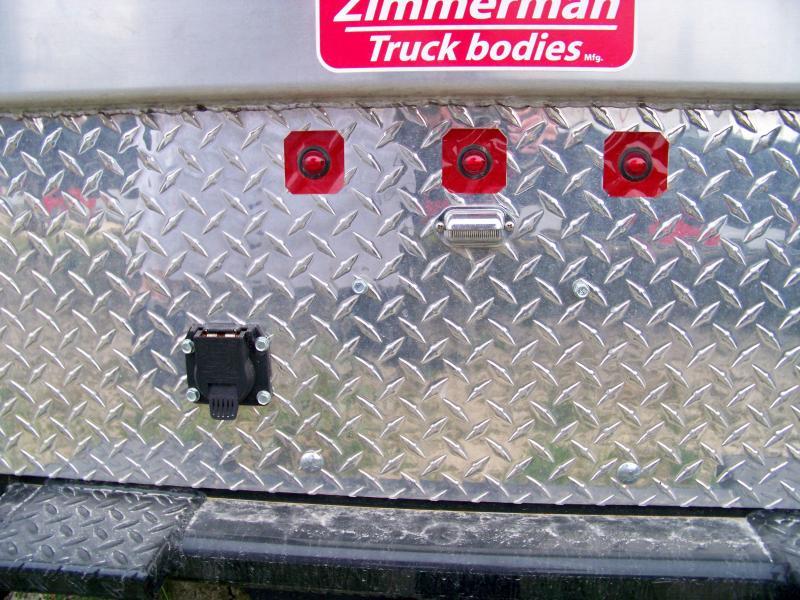 "Zimmerman 97""x114"" aluminum Truck Bed"
