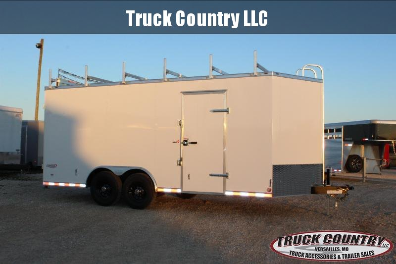 2021 Bravo Trailers 8.5x18 Star Enclosed Cargo Trailer