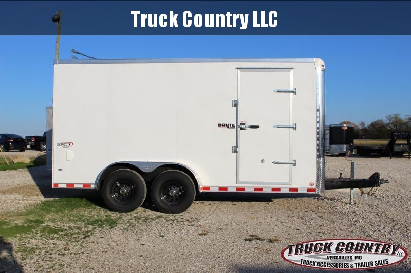 2021 Bravo Trailers 7x16 Brute Enclosed Cargo Trailer