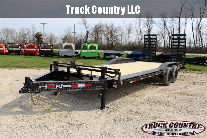 2020 PJ Trailers H6 102x22 Equipment Trailer
