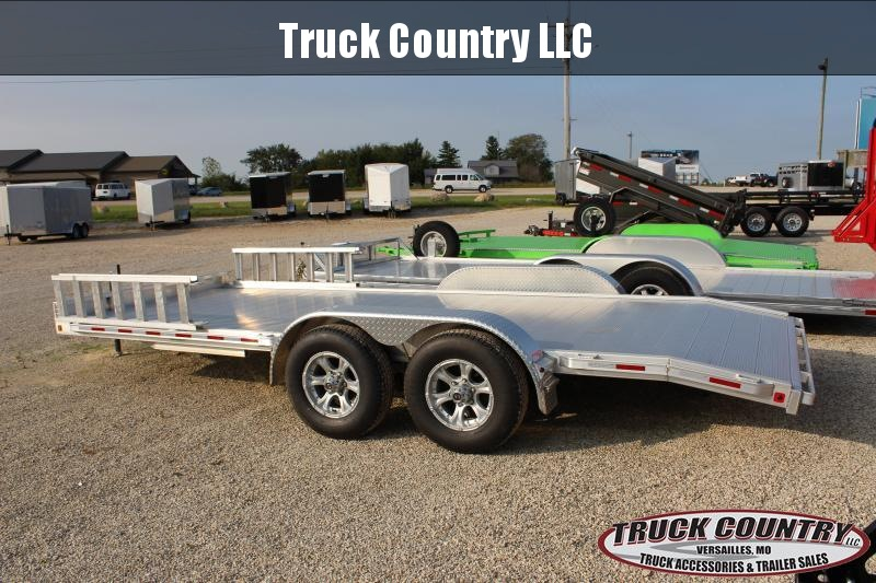 2019 Zimmerman 18 aluminum Car / Racing Trailer