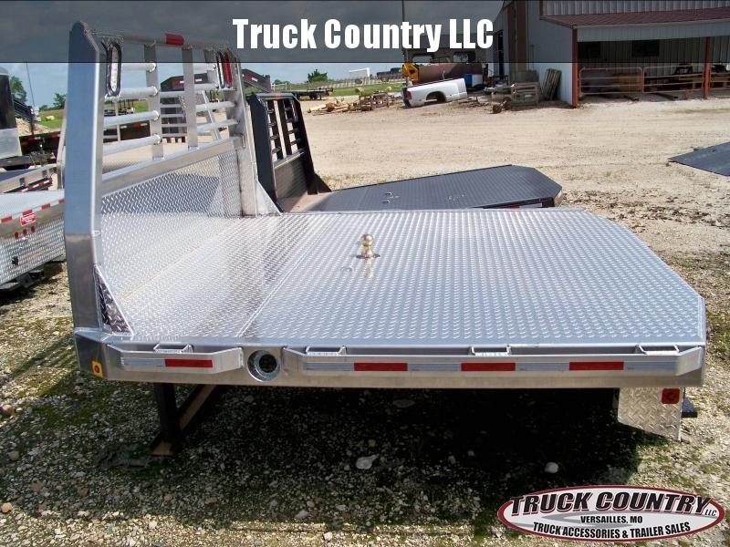 """84""""x102"""" Zimmerman alum Truck Bed"""