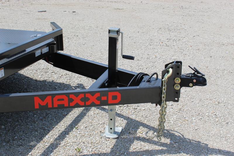 "2021 MAXXD N6X8324 - 24' X 83"" Car / Racing Trailer"