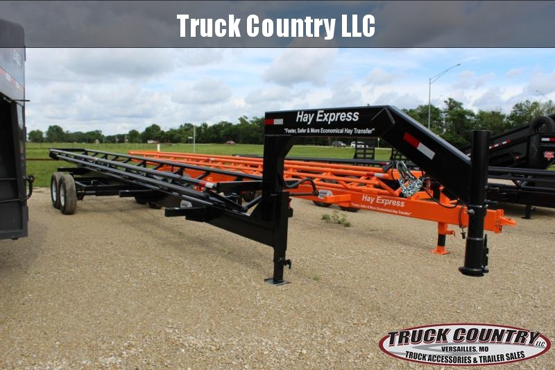 2021 Hay Express 32' GN 6-bale Hay Trailer