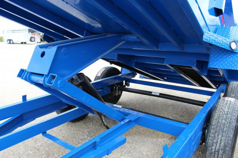 2021 PJ Trailers D7X 72x12 Utility Trailer