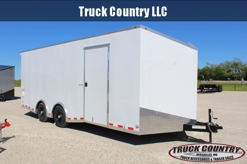 2021 Bravo Trailers 8.5x20 Enclosed Cargo Trailer