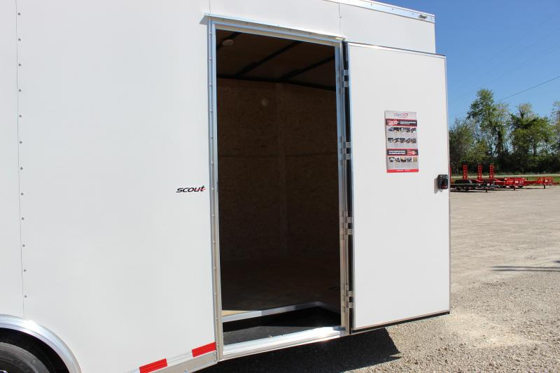 2021 Bravo Trailers 8.5x20 Enclosed Cargo Trailer