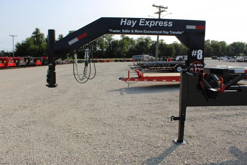 2020 Hay Express 42' gooseneck 8 bale Other Trailer