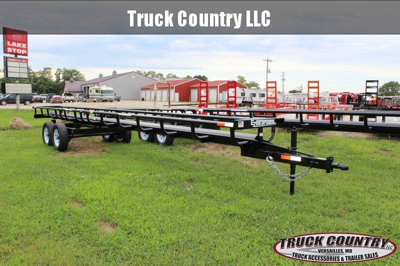 2019 EZ-Haul Hay 32' bumper pull Other Trailer