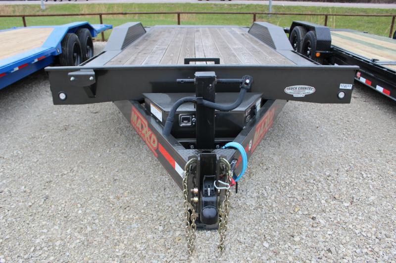 2021 MAXXD T6X 20' tilt Equipment Trailer