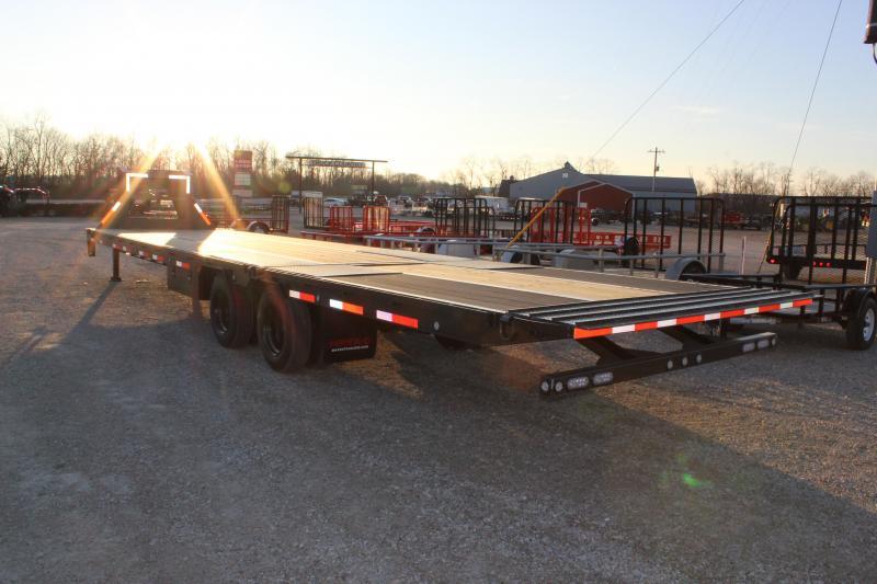 2021 Maxxd yhx 36' 40k hydraulic dovetail