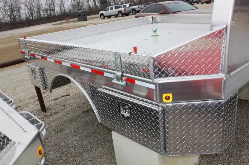Zimmerman 97 x 102 platinum Truck Bed