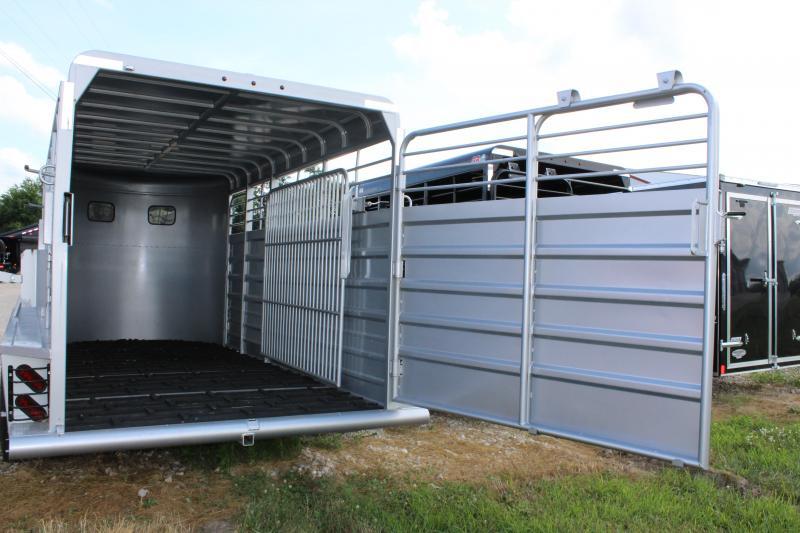 2020 GR Trailers 6.8x16 Livestock Trailer