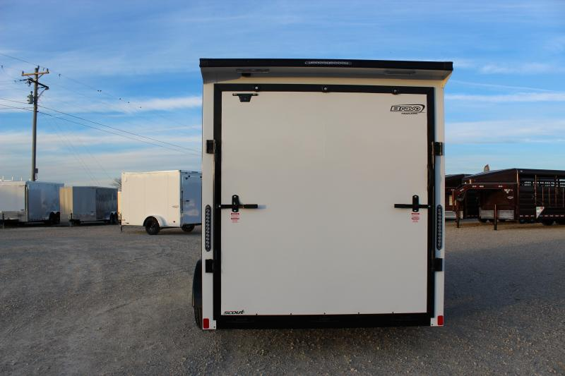 2021 Bravo Trailers 7x14 scout Enclosed Cargo Trailer