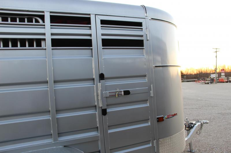2021 GR Trailers 6x14 Livestock Trailer