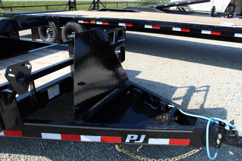 2022 PJ Trailers T6 20' tilt Equipment Trailer