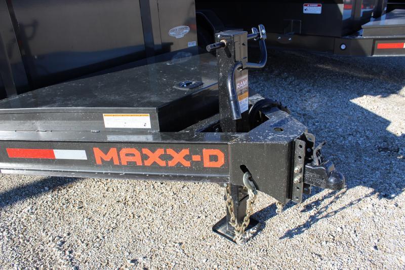 2021 MAXXD DJX 16' Dump Trailer