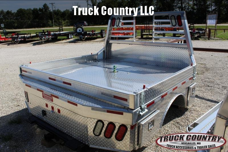 Zimmerman 84x84 platinum Truck Bed