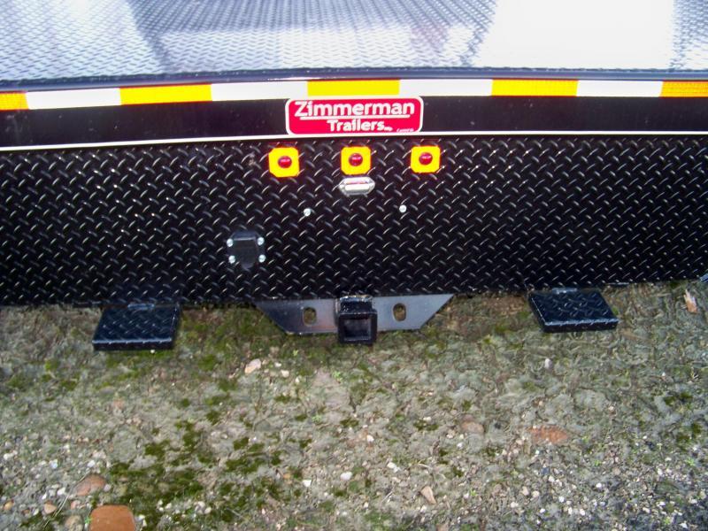 97x102 Zimmerman Steel Truck Bed