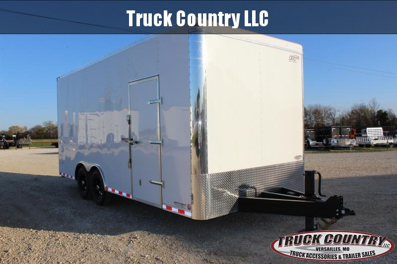 2021 Bravo Trailers 8.5x20 Brute Enclosed Cargo Trailer
