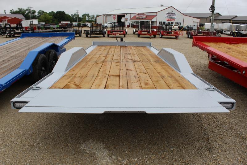2021 MAXXD T6X 102x22 tilt superwide Equipment Trailer