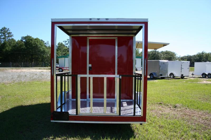 2020 Anvil 7x14 SA Enclosed Cargo Trailer