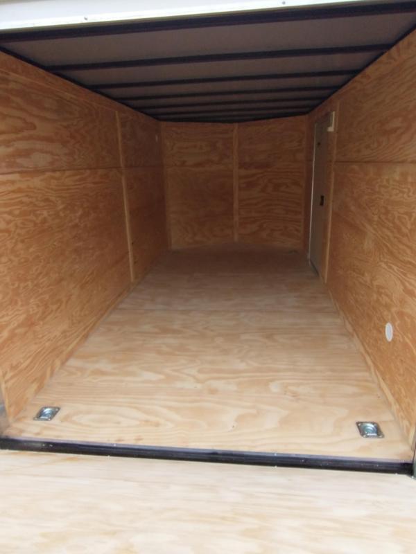 2021 Anvil 7x14 SA Enclosed Cargo Trailer