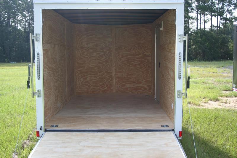 2022 Anvil 7x12 SA Enclosed Cargo Trailer