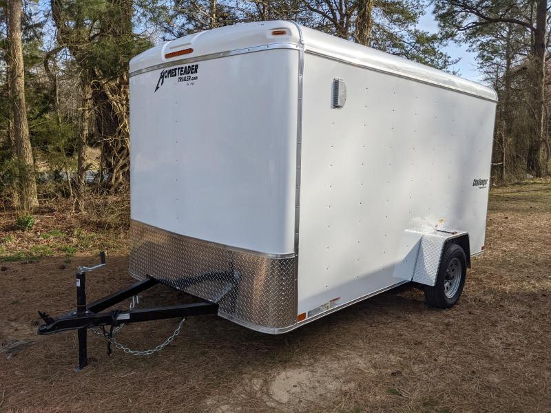 2021 Homesteader Trailers 7X12 Enclosed Cargo Trailer