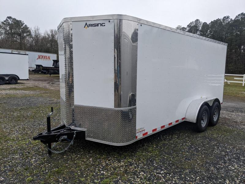 2021 Arising 7X16 10K Enclosed Cargo Trailer
