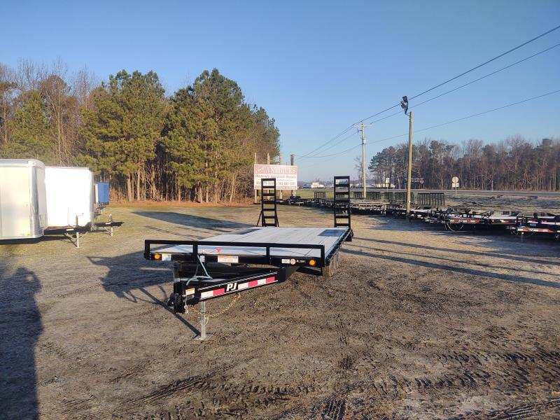 2020 PJ Trailers 102x20 L6 Equipment Trailer