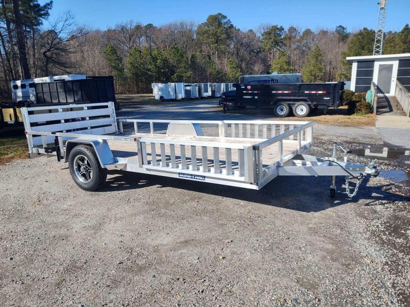 2021 Sure-Trac 7X14 ATV Utility Trailer