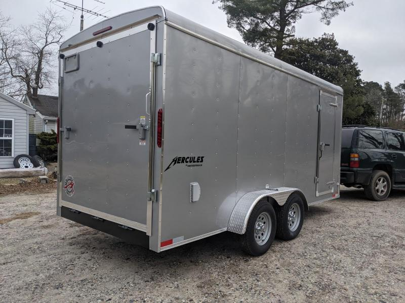 2020 Homesteader Trailers 7X16 Enclosed Cargo Trailer
