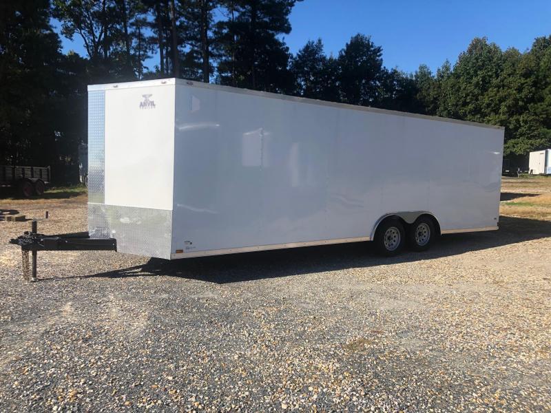 2022 Anvil 8.5 X 24 Enclosed Cargo Trailer